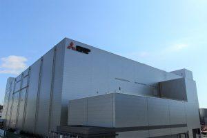 Mitsubishi'den Yeni Uydu Üretim Tesisi