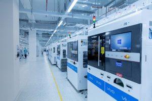 Vivo, Yıllık 70 Milyon Cihaz Üretecek Akıllı Bir Fabrika Kurdu