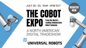 Universal Robots Sanal Cobot Fuarını Duyurdu