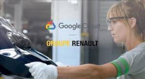 Groupe Renault ve Google Cloud'dan Endüstri 4.0 İçin İşbirliği