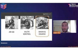 Sensemore'un IoT projesi Yılın Girişimi oldu