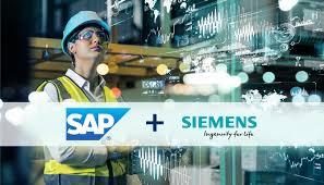 Siemens ve SAP'den Endüstri 4.0 Ortaklığı