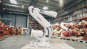 Geri Dönüşümlü Robotlar İle Üretimi Sürdürülebilir Hale Getiriyor