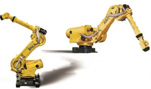 Dayanıklı Endüstri 4.0'a Robot ve Cobot Üretimi