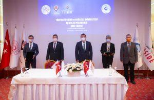 Endüstri 4.0 ve Dijital Dönüşüm üzerine Boğaziçi Üniversitesi ve TÜBİTAK iş birliği