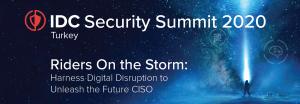 """International Data Corporation """"Geleceğin CISO'su"""" etkinliğini gerçekleştirdi"""
