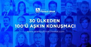Yapay Zeka ve Yıkıcı İnovasyonlar İstanbul Fintech Week'te konuşulacak