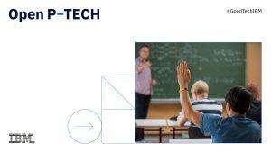 Yapay zeka, Bulut Bilişim ve Siber Güvenlik Teknolojilerinin Dijital Eğitim Platformu 'Open P-TECH' artık Türkçe