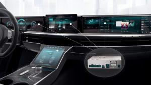Bosch, tüm otomotiv uygulamaları için yapay zeka destekli araç bilgisayarları geliştiriyor