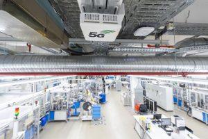 Bosch, Endüstri 4.0 dönüşümünde öncü konumda bulunan Feuerbach'taki fabrikasını 5G ile donatıyor