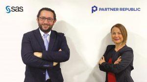 SAS ve Partner Republic işbirliği dijitalleşme yolculuklarında şirketlerin yanında