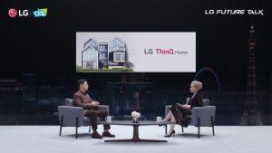 """LG,""""Gelecek Konuşmaları""""nda Teknoloji Liderleriyle Yeni Çağda Açık İnovasyonun Değerini Tartıştı"""