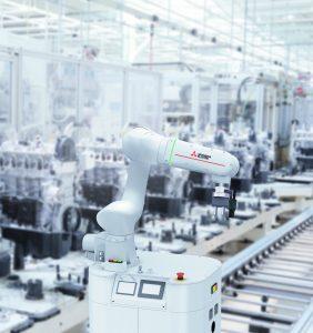 Mitsubishi Electric Endüstri 4.0 Alanında Uzmanlaşmak İsteyen Gençlerle Buluştu