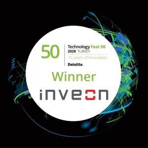 """Inveon yeniden """"Deloitte Teknoloji Fast 50"""" Listesinde…"""