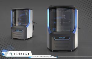 iF Design Award 2021'de Türkiye'den  robotlu otomasyon sistemi  Cubebox yarışacak