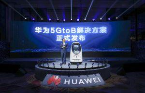 Huawei MWC 2021'de 5GtoB çözümünü duyurdu