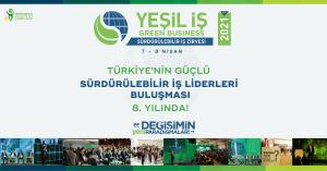 Sürdürülebilirlik liderleri, değişen dünyayı konuşmak üzere Yeşil İş Zirvesi'nde buluşuyor