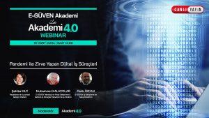 E-GÜVEN Akademi dijitale taşındı