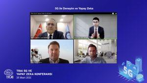 Yapay Zeka ve 5G'nin Buluştuğu TRAI Konferansı Sona Erdi