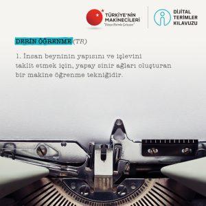 Türkiye'nin Makinecileri'nden Dijital Terimler Kılavuzu