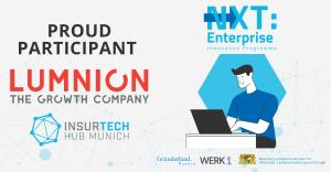 Lumnion, InsureTech Hub Munich'in NXT Programına Dahil Olan İlk Türk Şirket Oldu