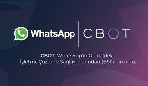 WhatsApp ve CBOT'tan önemli işbirliği