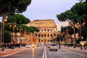 Sony, Roma'da başlatılan akıllı şehir deneme projesine akıllı görüntü sensörleriyle destek veriyor