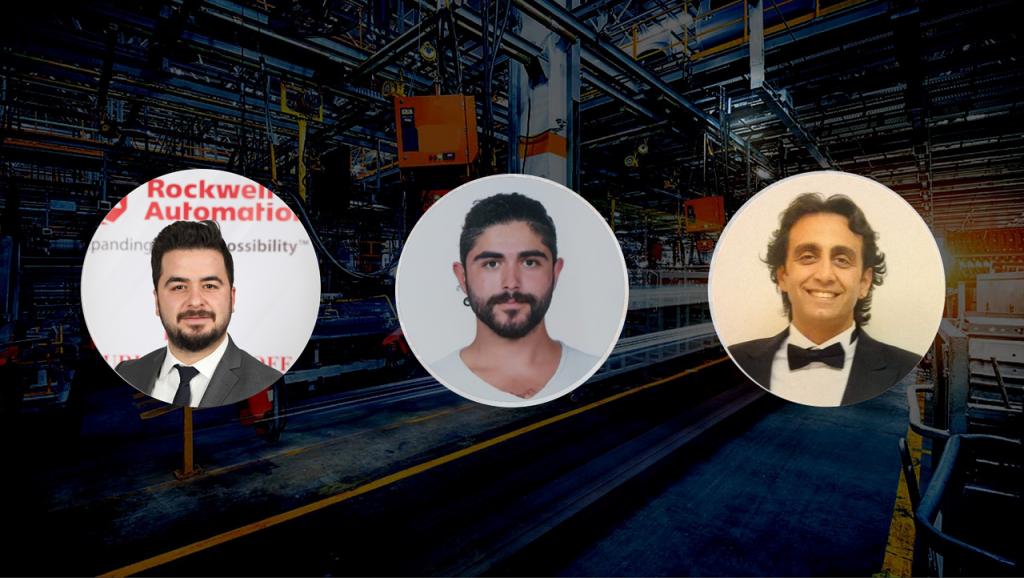 Akıllı Fabrikalar Sohbet: Umut Kiper, Özgür Aslan ve Ekin Tazegül