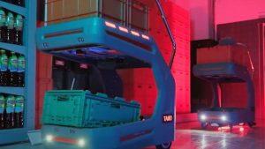 MİGROS'TAN DÜNYADA BİR İLK: ROBOT TARO