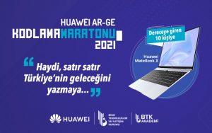 Huawei Ar-Ge Kodlama Maratonu Başlıyor