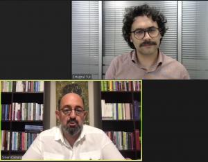 """Prof. Dr. Sinan Canan: """"Yeni dijital dünyaya karşı uyanık olmalıyız"""""""