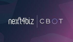 Müşteri hizmetleri, CBOT ve Next4biz'in stratejik güç birliğiyle dönüşümünü tamamlıyor