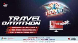 """TEKNOFEST'te Dijital Bir Yolculuk Deneyimi """"Travel Datathon Yarışması"""" ile Mümkün"""