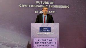 """Dünyaca Ünlü Araştırmacılar """"Kriptografi Mühendisliğinin Geleceği""""ni    Sabancı Üniversitesi'nde Değerlendirdi"""