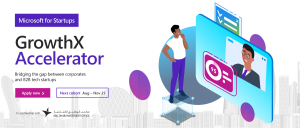 Microsoft GrowthX Accelerator programına yoğun ilgi