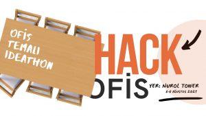 Girişimciler 48 saat boyunca fikir üreteceği ideathon Hackofis başlıyor!