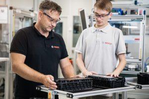 Bosch, batarya üretimi için fabrika ekipmanı tedarik ediyor