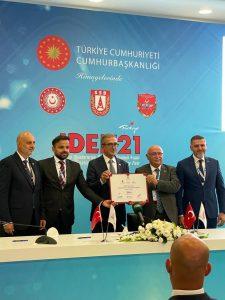 """Savunma Sanayii Başkanlığı ve Teknopark İstanbul """"Siber Güvenlik Hızlandırma ve Kuluçka Programı"""" Başlatıyor"""