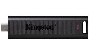 Kingston Digital, Rekorlar Kıran DataTraveler Max USB 3.2 Gen 2 Flash Sürücüsünü Pazara Sundu