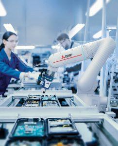 Otomasyonun geleceğini hibrit cobotlar belirleyecek