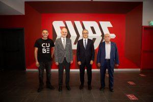 Teknopark İstanbul'dan 100 Milyon TL'lik Uluslararası Girişimcilik Merkezi Yatırımı
