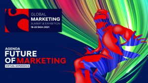 """""""Pazarlama Sektörünün Geleceği"""" Global Marketing Summit 2021 Zirvesi'nde"""