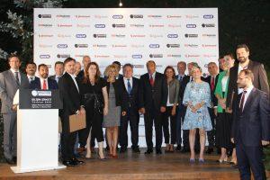 Bilişim Sektörünün En İyileri Ödüllerini Aldı