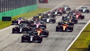 F1 Grand Prix Siber Suçluların Hedefinde