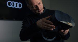 Audi'den Yolculara Sanal Gerçeklik Uygulaması Holoride